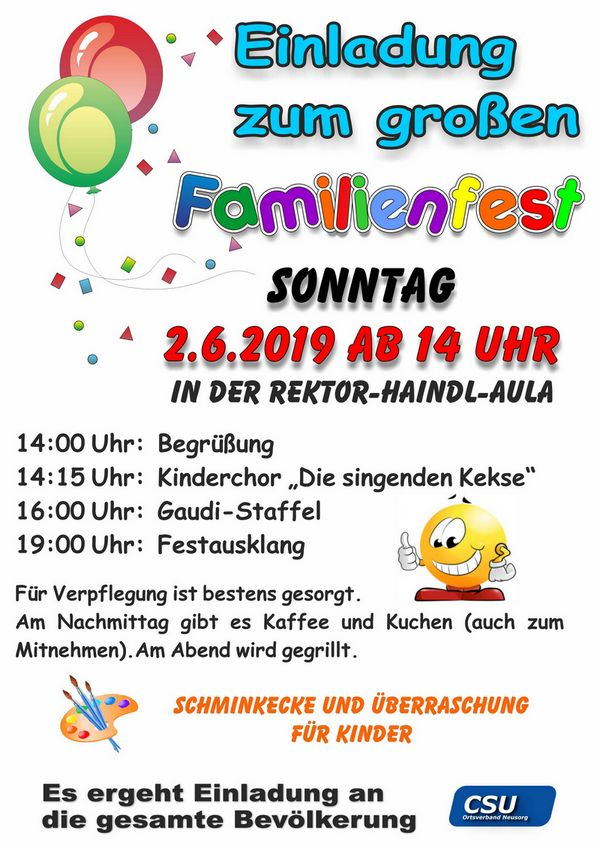 Familienfest 2019